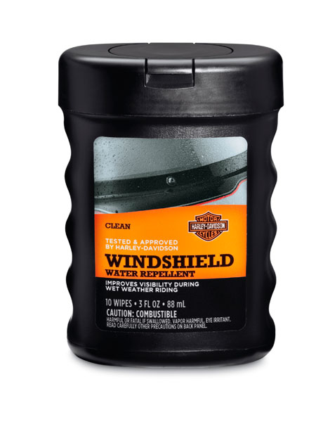 Harley-Davidson® Windshield Water Repellent
