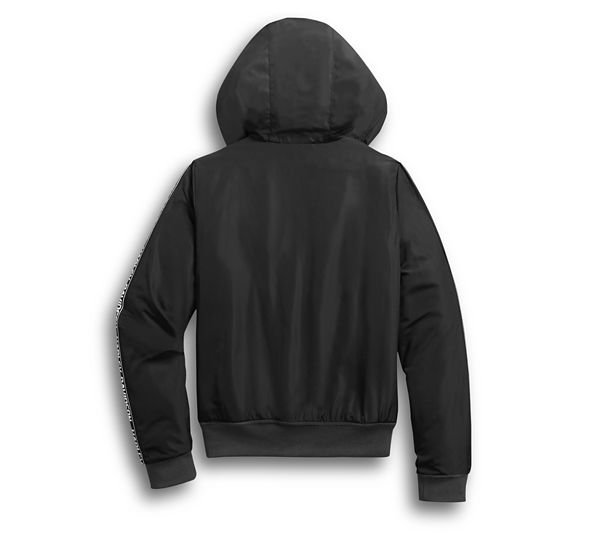 Mikina Women´s H-D® Genuine Motorclothes Plush Lined Hoodie 96233-20VW