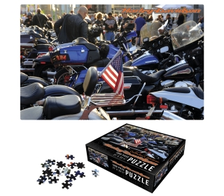 Puzzle Harley-Davidson® Collector's Edition 1000 pcs