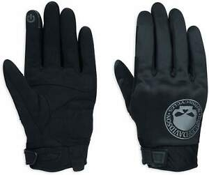 Skull Soft Shell Gloves