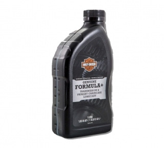 Harley-Davidson® Formula+ Transmission and Primary Chaincase Lubricant
