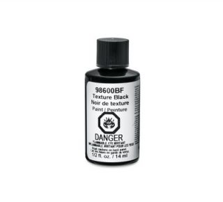 Harley-Davidson® Black Texture Touch-Up Paint Bottle