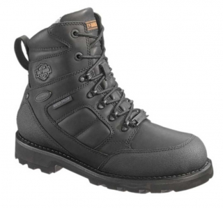 Men's Caldwell Waterproof 7.5-Inch Motorcycle Boots D96036