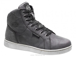 Midlands Waterproof Riding Sneaker in Grey D97063