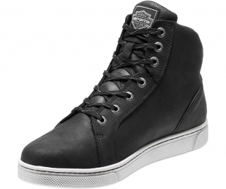 Midlands Waterproof Riding Sneaker in Black D97062