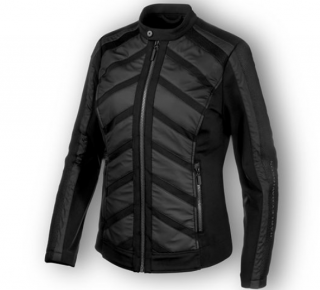 Dámska bunda Women´s H-D® Moto Mixed Media Casual Jacket 97533-19VW