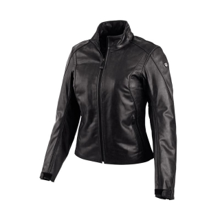Motocyklová bunda Women´s H-D® Moto Monovale Leather Jacket 97021-19EW