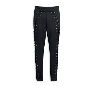 Women´s H-D® Genuine Motorclothes Side Lacing Legging 96203-20VW