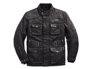 "Motocyklová bunda Men's H-D® Genuine Motorclothes Functional Jacket ""Destination"" 97222-18EM"
