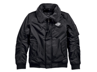 Motocyklová bunda Men's H-D® Genuine Motorclothes Enders Riding Bomber Jacket 97142-19EM