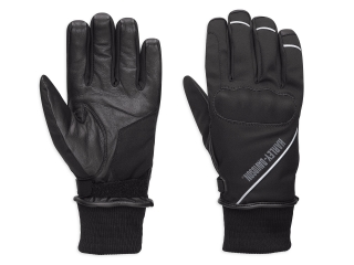Rukavice Men's H-D® Genuine Motorclothes Rally Soft Shell Gloves CE 98365-17EM