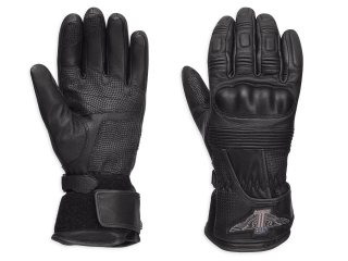 Rukavice Men's H-D® Genuine Motorclothes #1 Genuine Classics Leather Gloves 98361-17EM