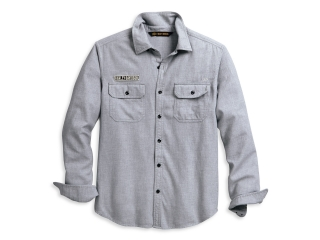 Košeľa Men's H-D® 1903 Double Layer Felt Logo Shirt 96109-20VM
