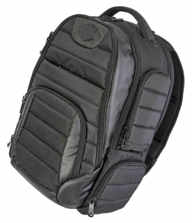 Batoh Harley-Davidson® Bar & Shield Quilted Backpack - Organized & Padded, Black 99319