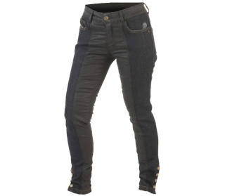 Trilobite 1865 Chic Ladies Jeans Black