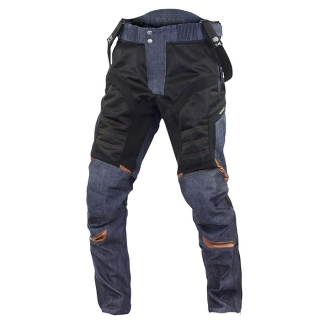 Trilobite 1962 Airtech Men Pants Blue/Black Level 2