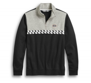 Mikina Men's H-D® Genuine Motorclothes Pullover Knit 96252-20VH
