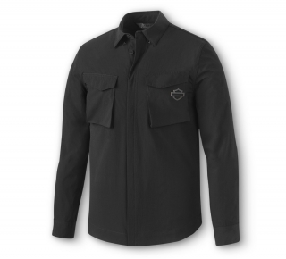 Košeľa Men's H-D® Moto Performance Vented Stretch Shirt 96265-20VH