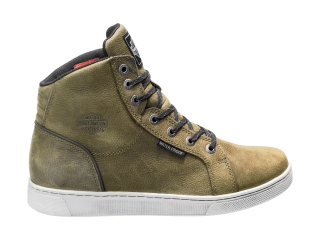 Harley-Davidson® Mens Laced Shoes MITRIC CE Olive - Green D97134