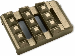 Dominion Small Brake Pedal Pad - Bronze 50600269