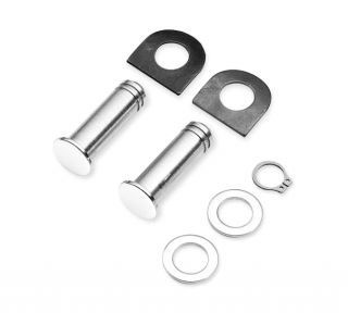 Harley-Davidson® Polished Stainless Steel Footpeg Mounting Pins 42679-01