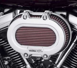 Harley-Davidson® Screamin' Eagle Ventilator Extreme Air Cleaner Chrome 29400396