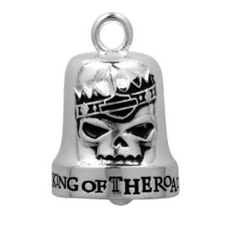 Harley-Davidson King Of The Road Skull Ride Bell HRB008