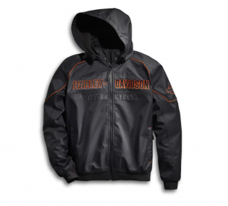 Harley-Davidson® Men's Idyll Windproof Soft Shell Jacket 98163-21VM