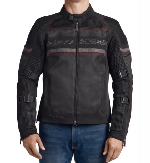 Motocyklová bunda Men's FXRG® Mesh Slim Fit Riding Jacket 98389-19EM