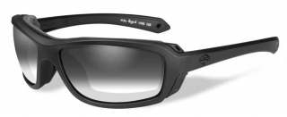 Harley-Davidson® Men's Rage LA Light Sunglasses, Gray Lens / Black Frame