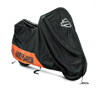 Indoor/Outdoor Medium Motorcycle Cover