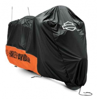 Harley-Davidson® Premium Indoor Motorcycle Cover, Fits Touring & Freewheeler