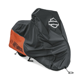 Indoor/Outdoor Small Motorcycle Cover